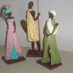 El significado de las esculturas africanas para Sánchez Carreté