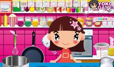 jugar juegos de cocina