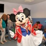 Disney ha hecho olvidar a los pacientes durante unos minutos que estaban en un hospital