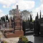 Cementerios en Uruguay