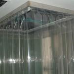 Cortinas de PVC para plagas