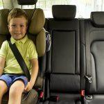 Sillas de niños para autos