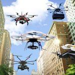 Tipos de drones que ofrece el mercado tecnológico actual