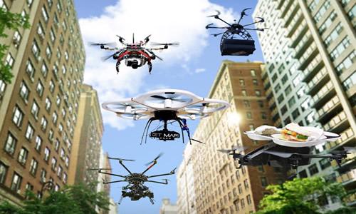 tipo de drones