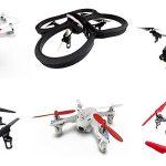 Los tipos de drones que han marcado tendencia en los últimos años