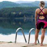 Natación uno de los entrenamientos exigentes para los triatletas
