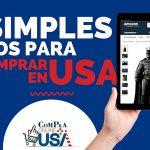 Top cinco de tiendas online Estados Unidos