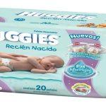 Los mejores pañales para recién nacidos