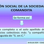 ¿Qué tener en cuenta al crear sociedades comanditas?