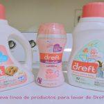 Jabón con fórmula adecuada para lavar la ropa del bebé