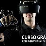 ¿Qué son los cursos de realidad virtual?