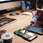 ¿Qué es la reparación de celulares?