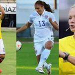 Una lista clave de representantes del fútbol mundial