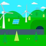 ¿Qué representan las distintas energías renovables?
