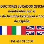 Empresas de traducciones en España que ofrecen mayores ventajas
