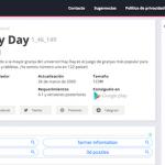 Tiendas app de Android en español