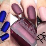 Tipos de esmalte de moda para uñas