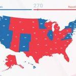 Donald Trump se declara ganador por segunda vez