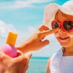 Protégete del sol de manera eficiente siguiendo estos sencillos tips