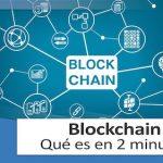 Información importante ¿Qué es el blockchain?